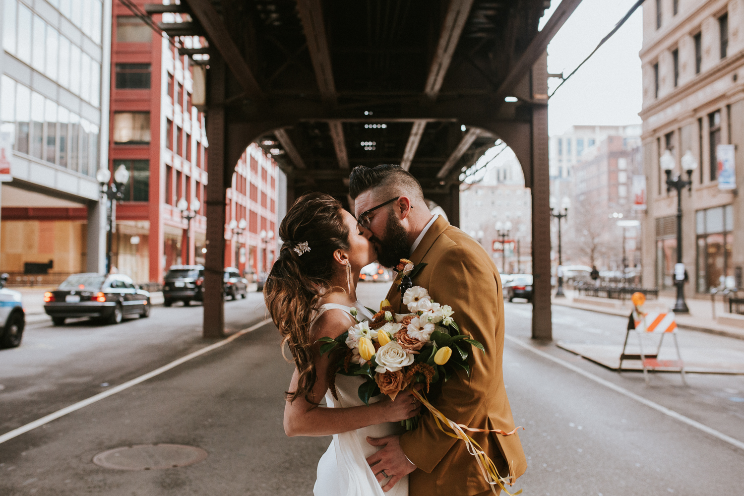 Alexis + Jaime | Eloped  Chicago, IL