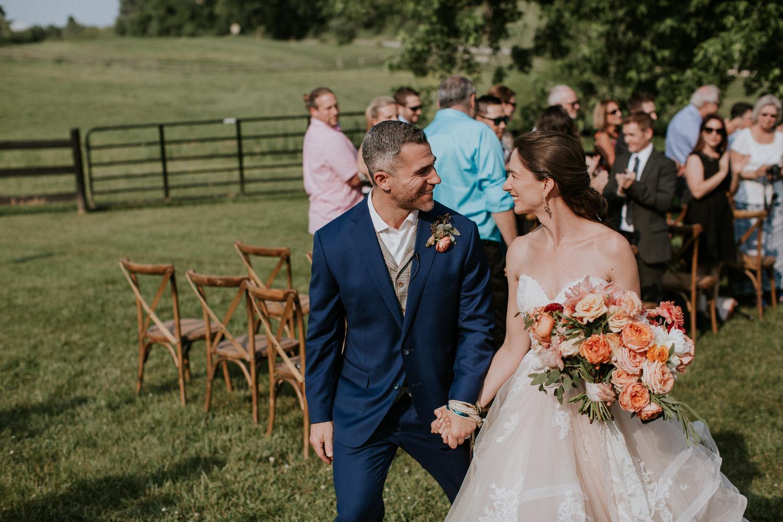 Chris + Rebecca | Married  Purceville, VA
