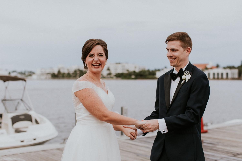 Rachel + Danny | Married  West Palm Beach, FL