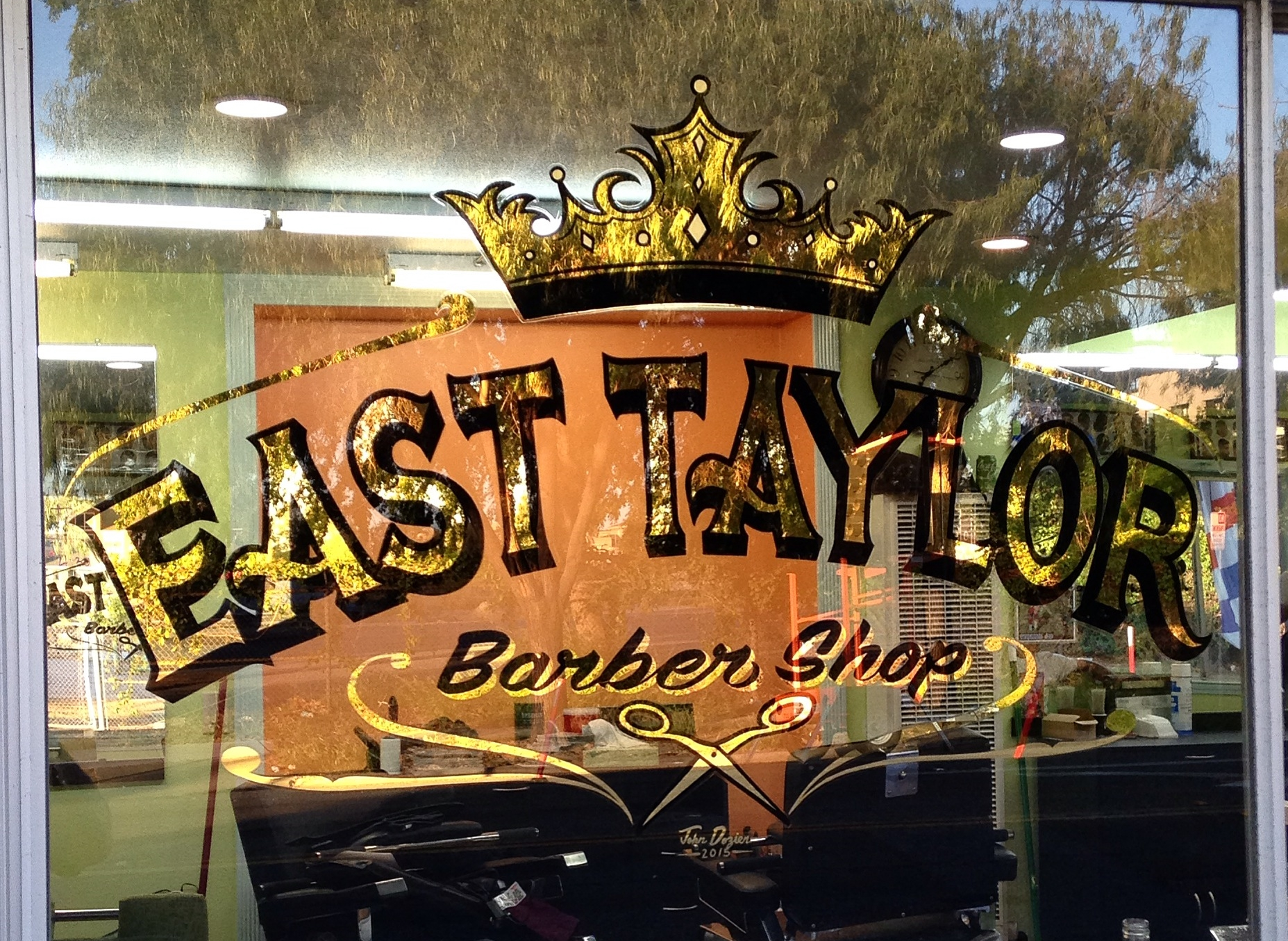 East Taylor Barbershop San Jose