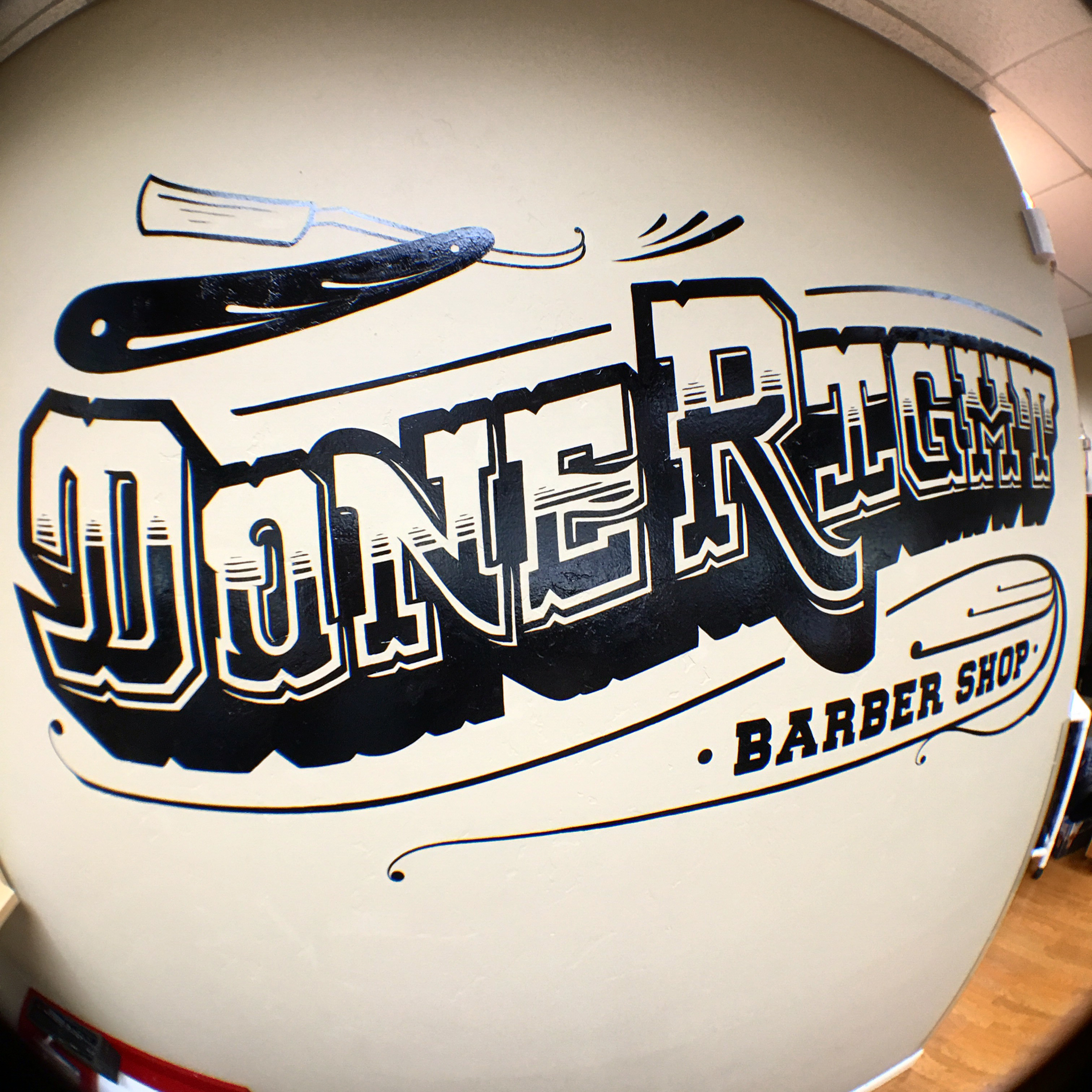 Done Right Barber Shop