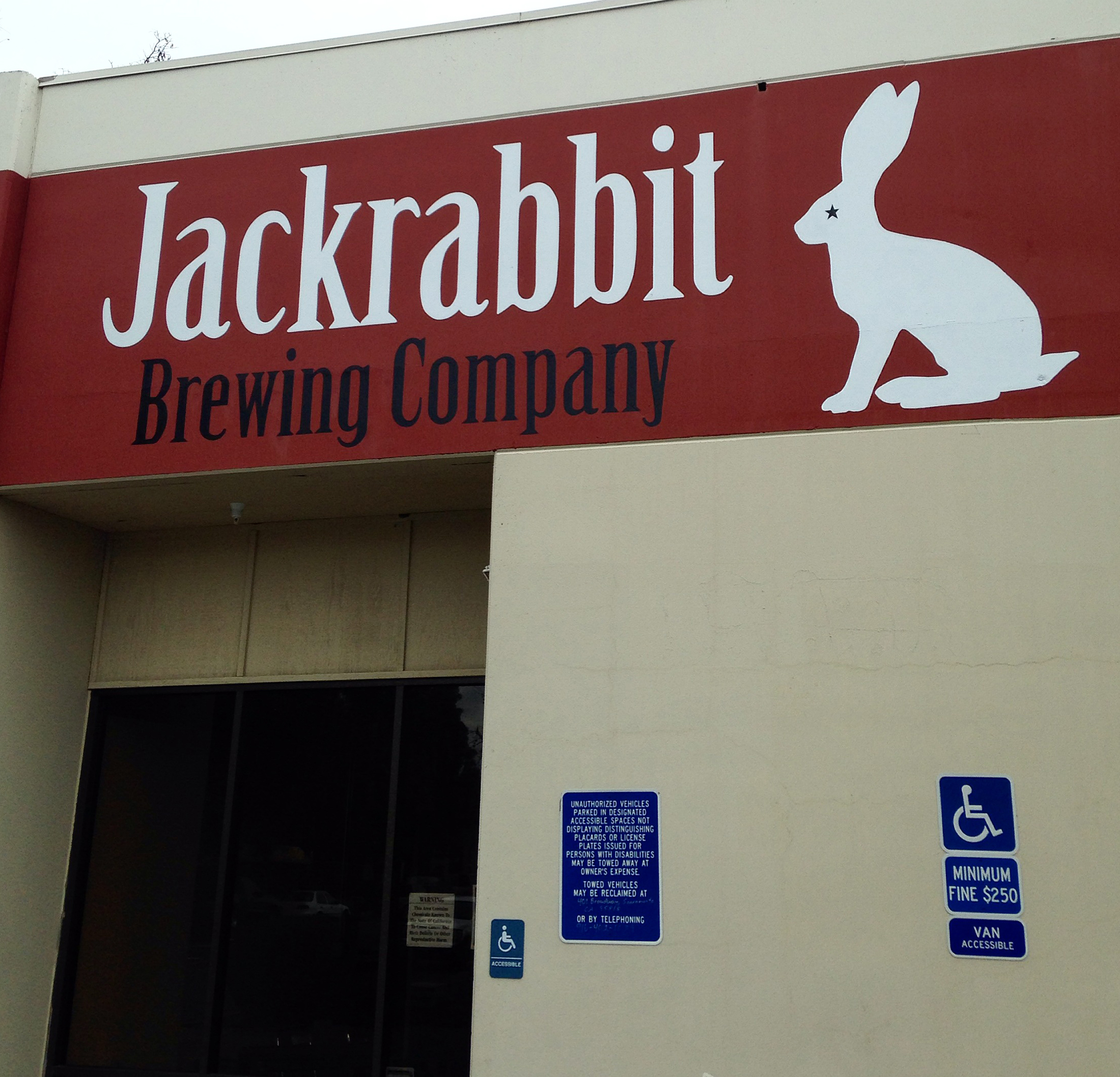 Jack Rabbit Brewing Sacramento