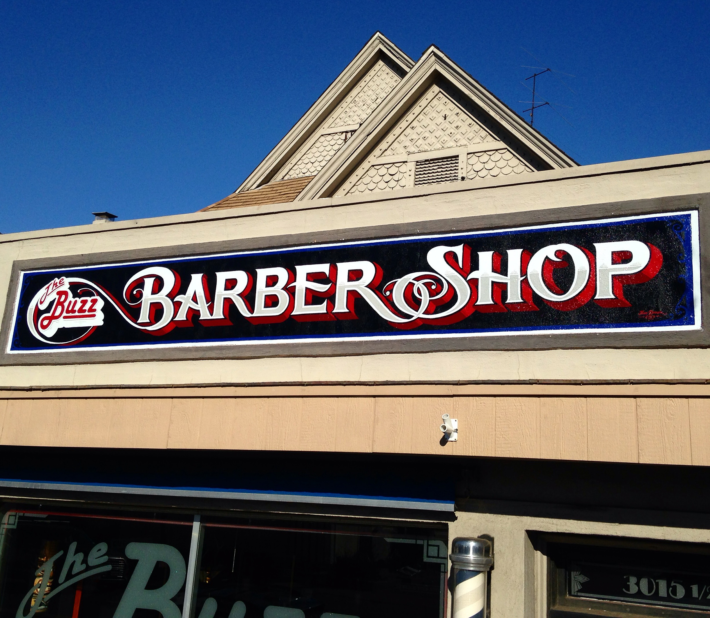 The Buzz Barber Shop