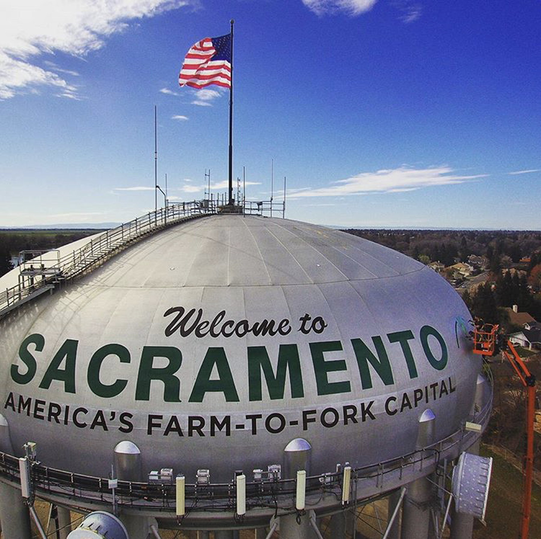 Welcome to Sacramento