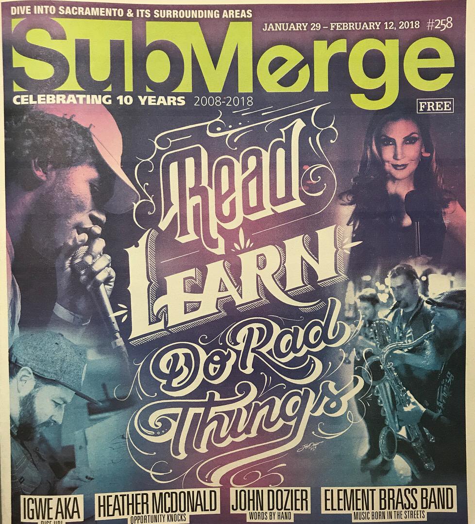 Sacramento's Submerge Magazine