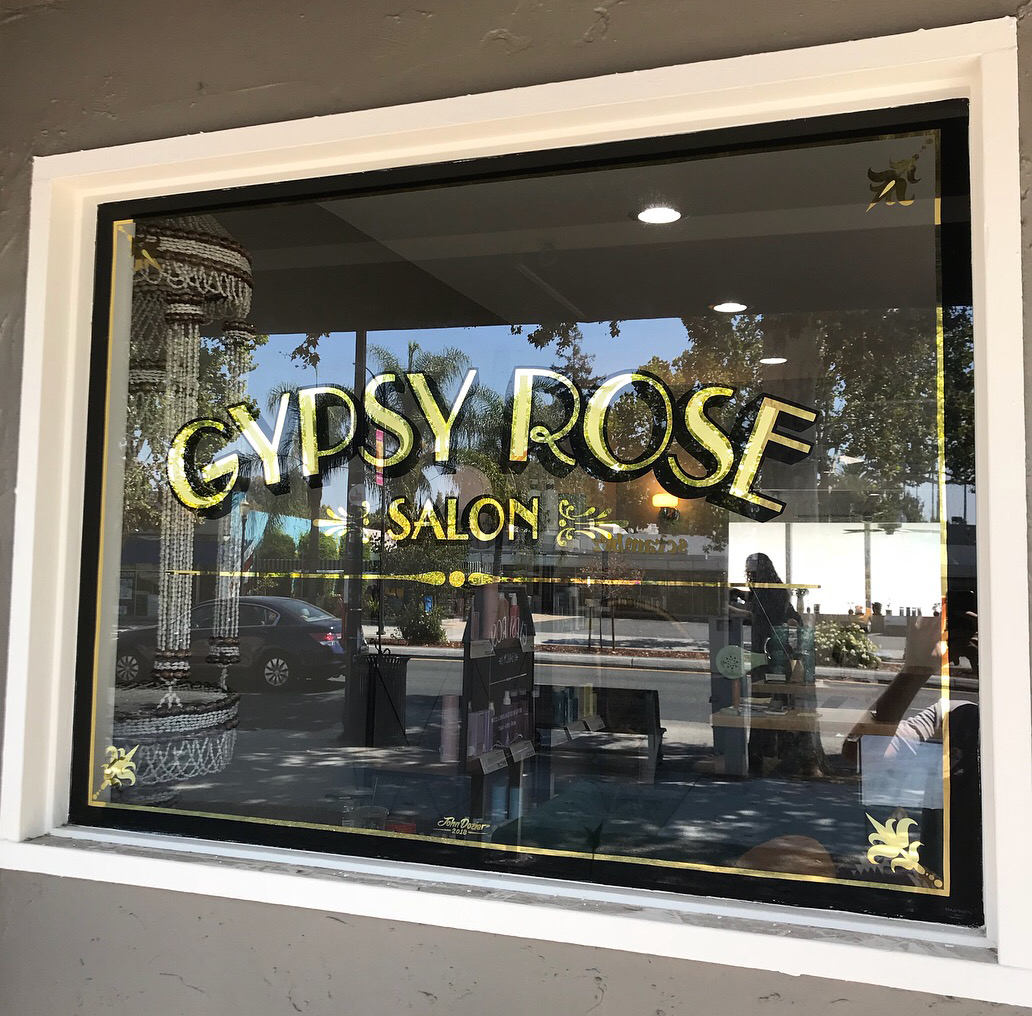 Gypsy Rose Salon San Jose