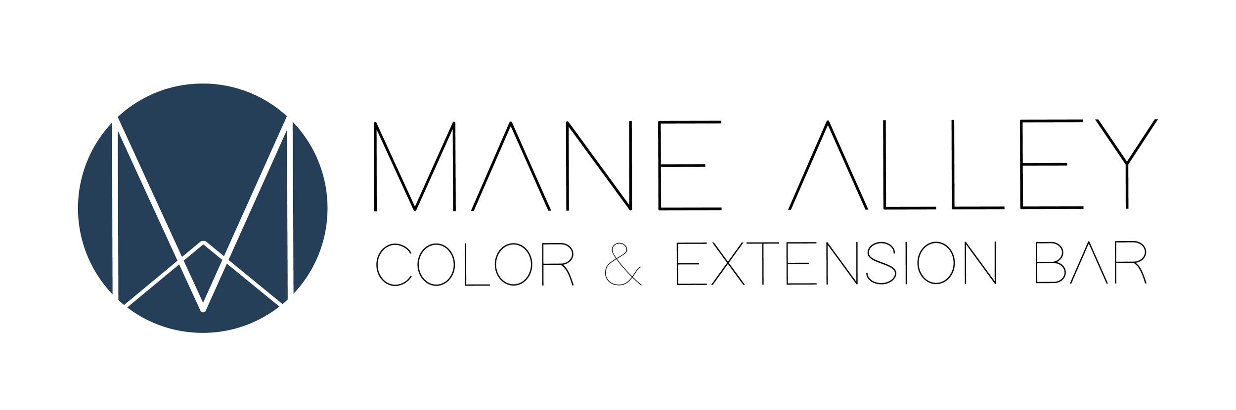 Mane Alley Logo