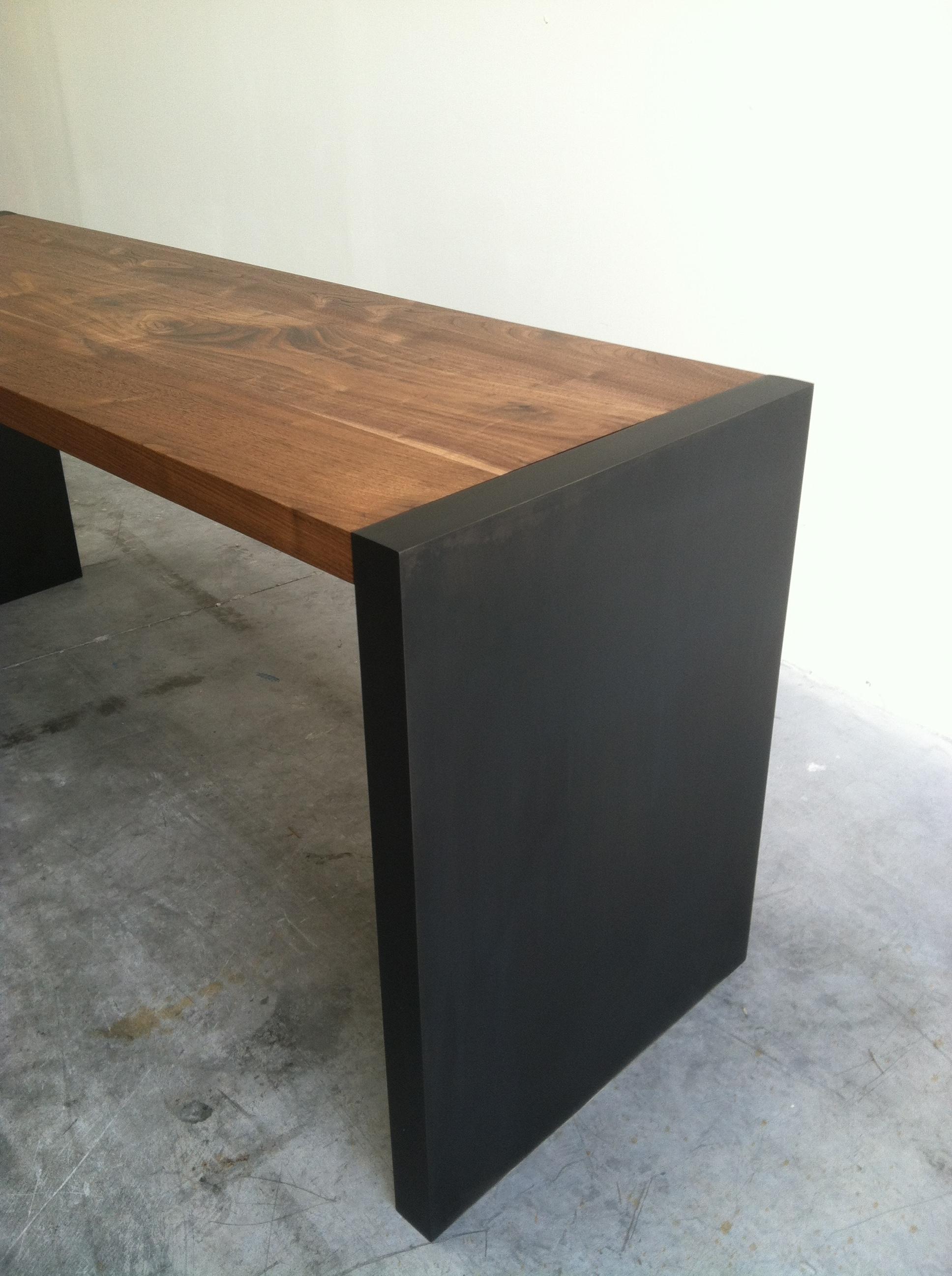 Walnut Desk