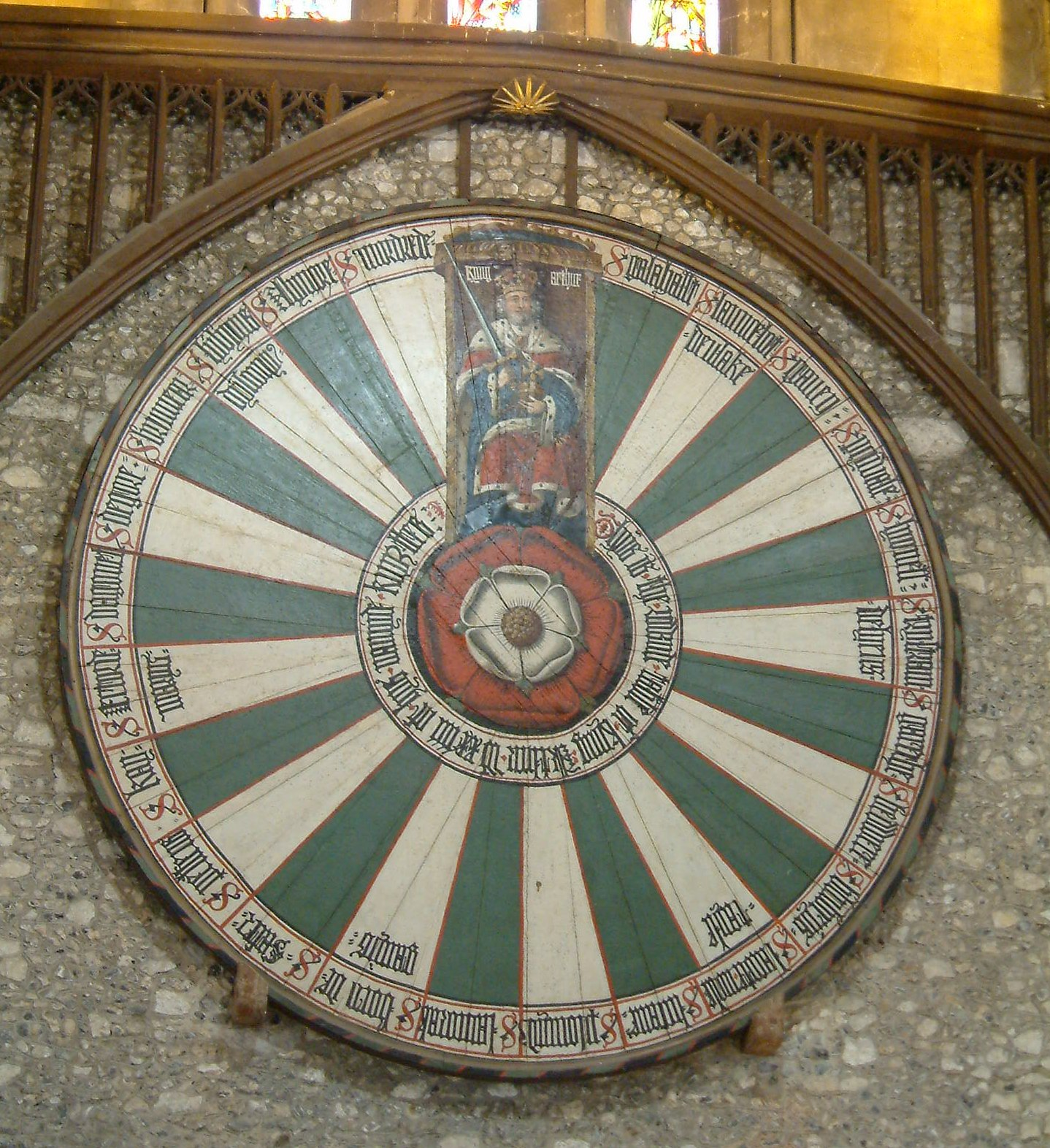 The Winchester Round Table