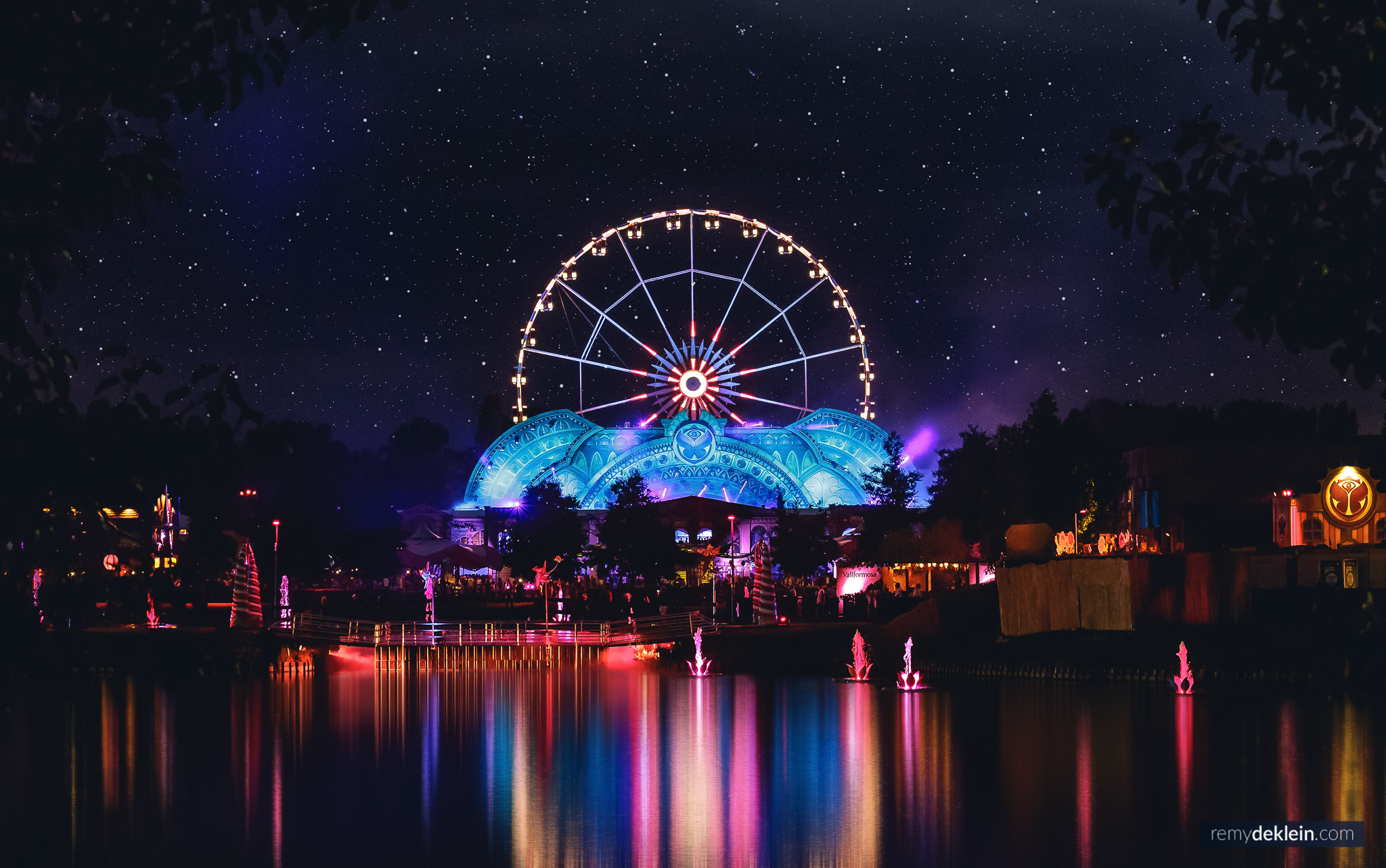 Tomorrowland Opera Stage 2015