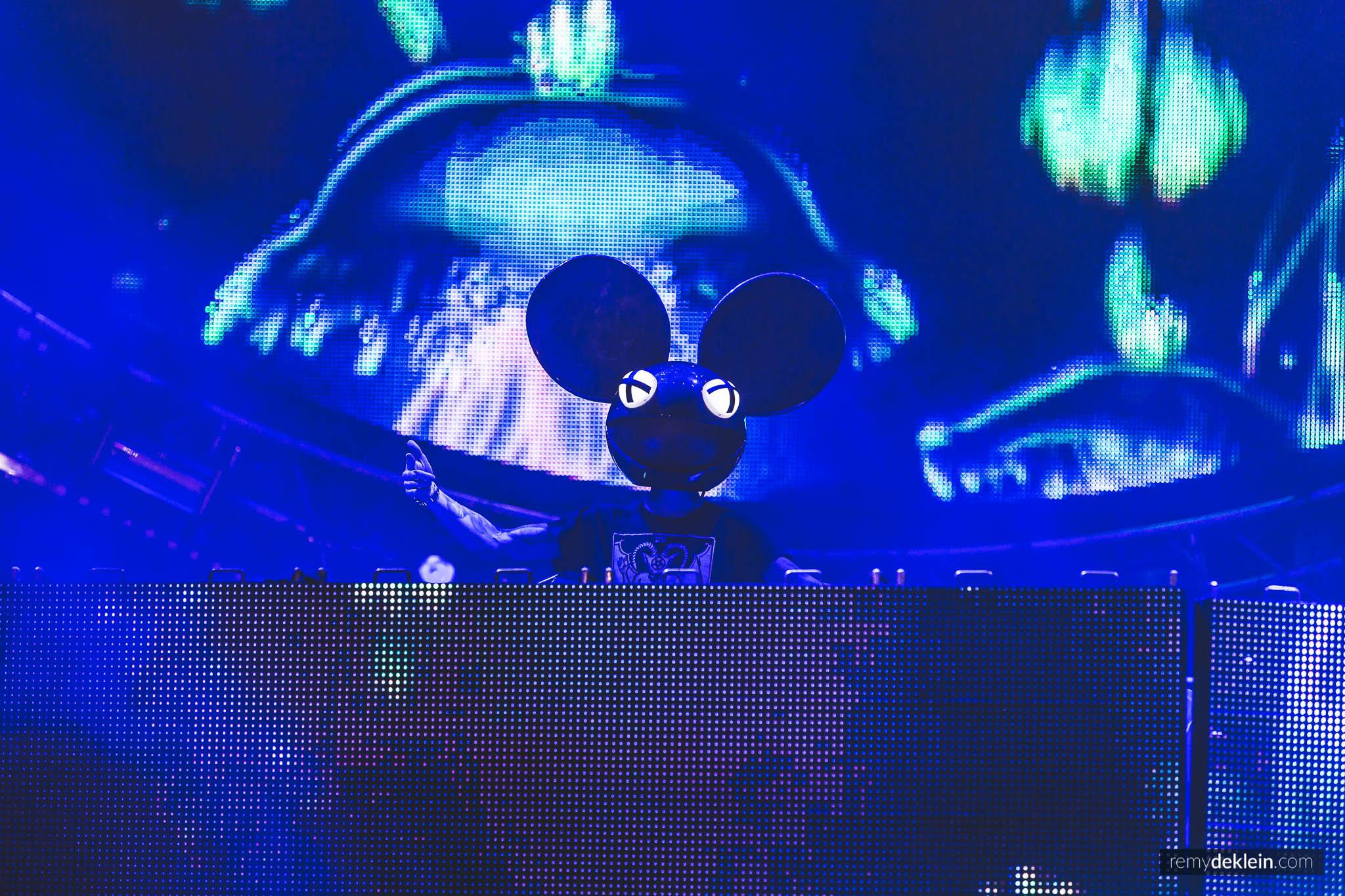 Deadmau5 at Ultra Music Festival Miami