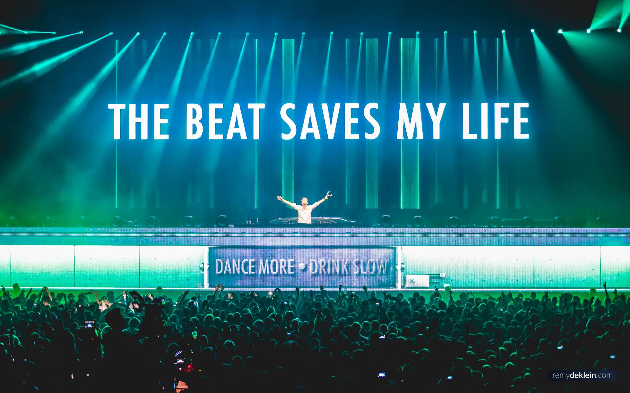 The beat saves my life - Armin van Buuren A state of Trance