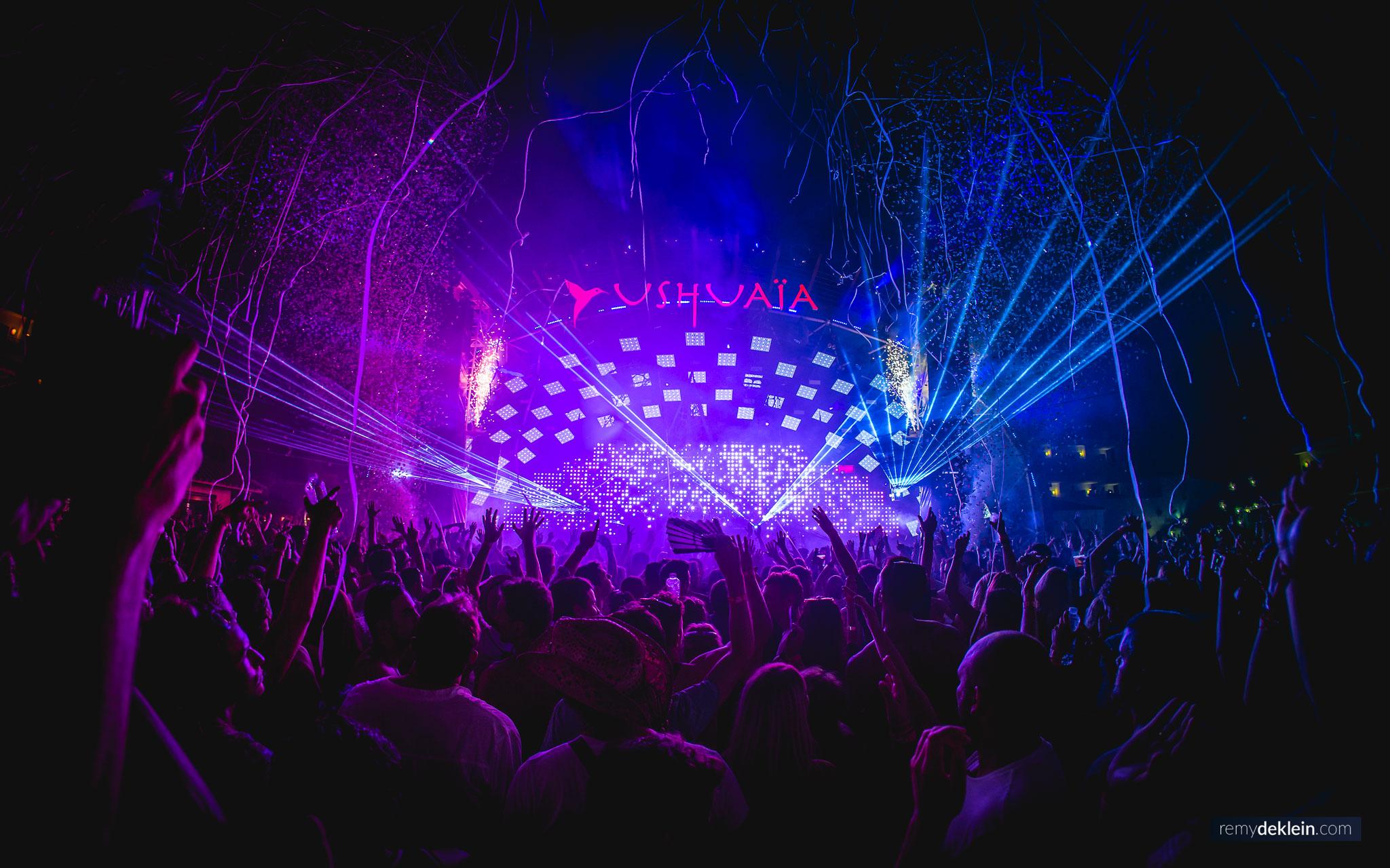 Ushuaia Ibiza Main Stage @ ANTS