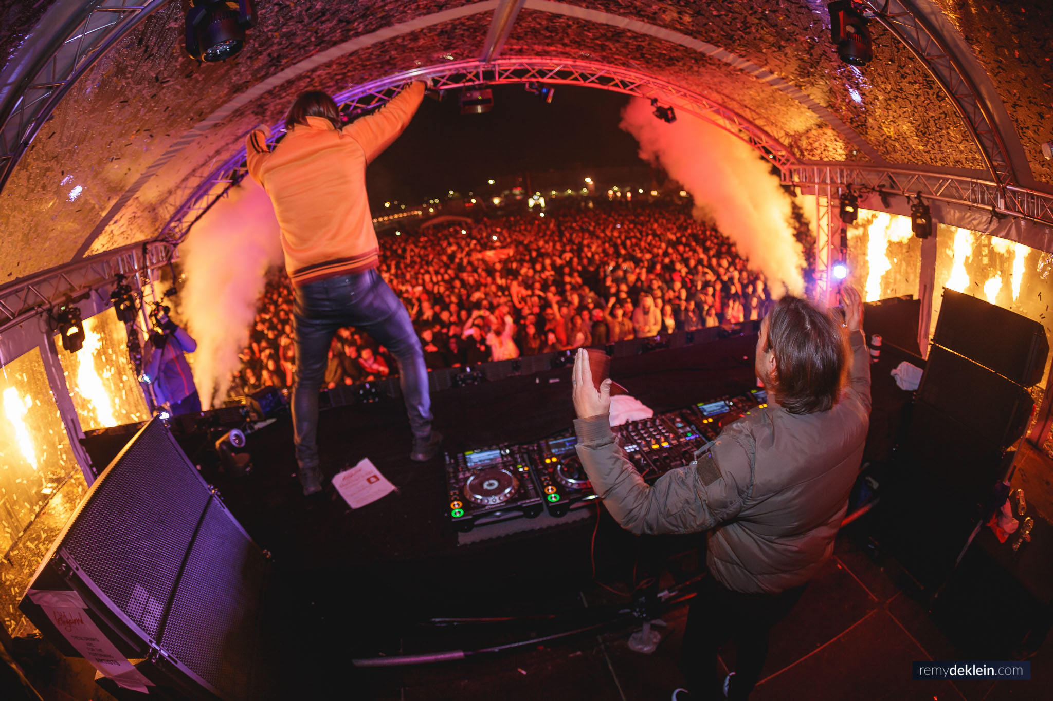 Axwell & Ingrosso at Kingsland