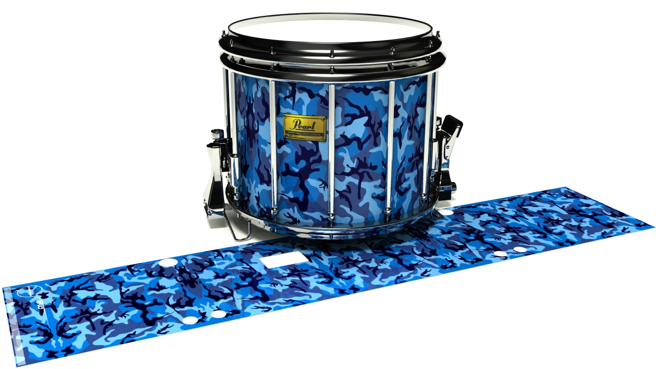Blue Wing Traditional Camouflage