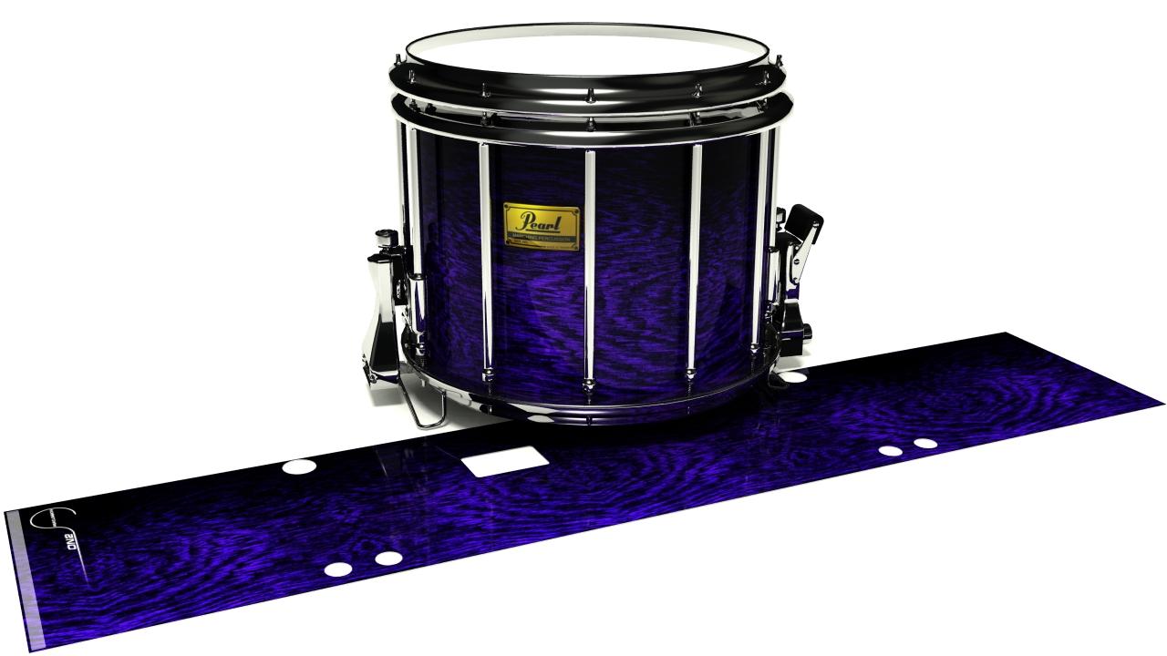 Electric Purple Rosewood