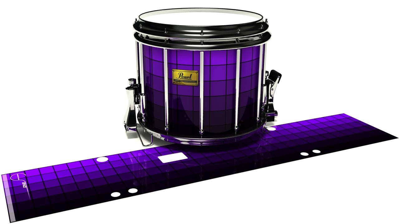 Purple Digital Gradient