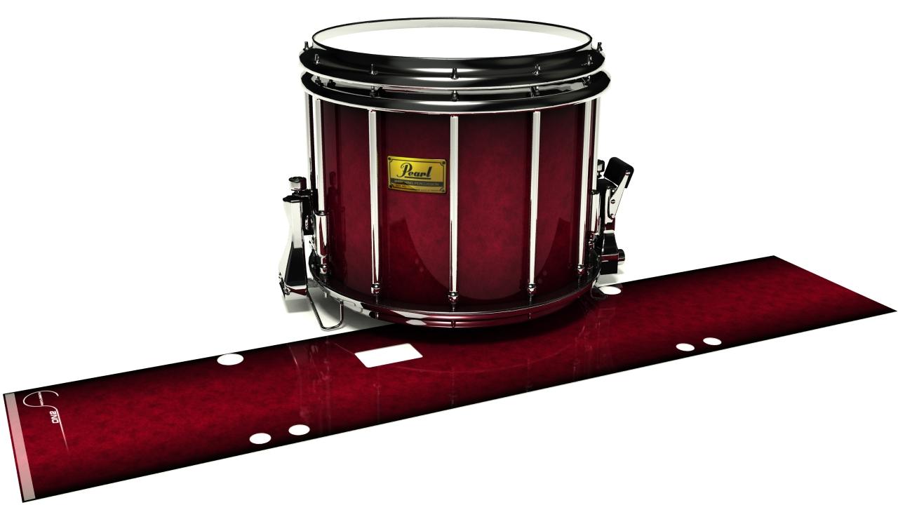 Smokey Crimson