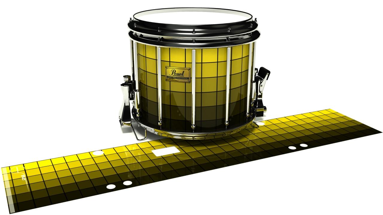 Yellow Digital Gradient