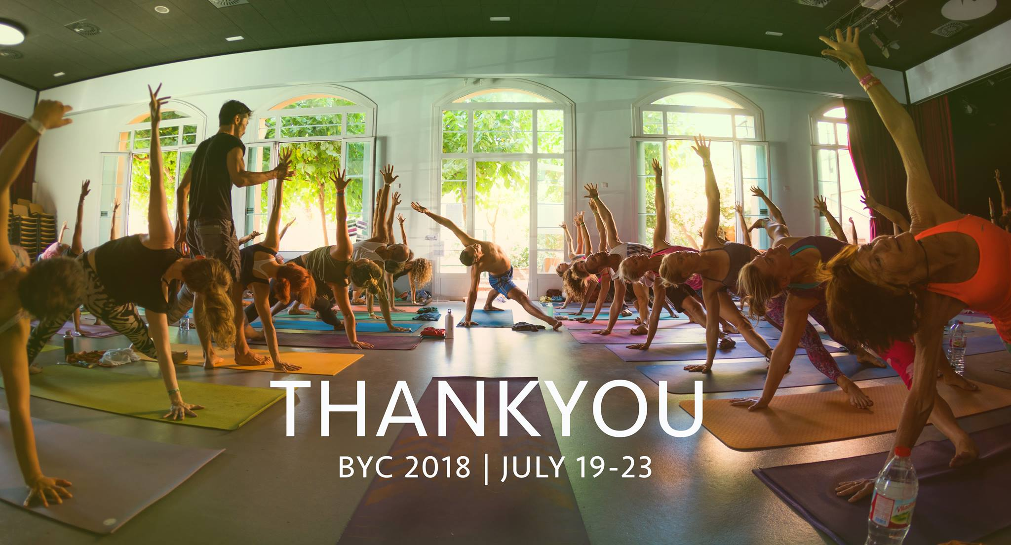 By Barcelona Yoga Conference - 2017