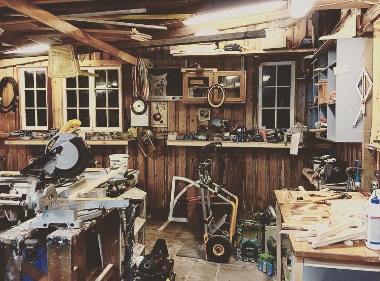 wood workshop 2016