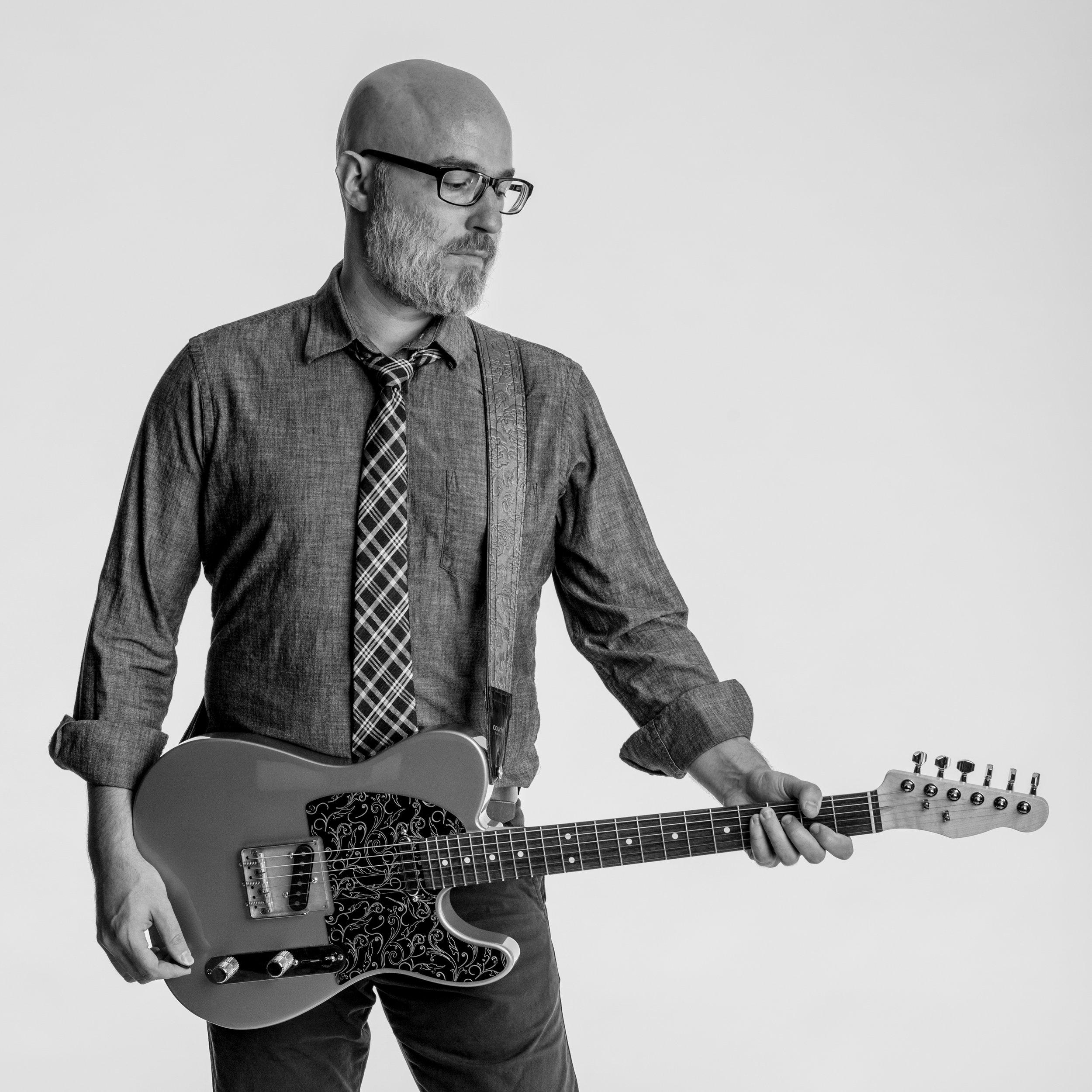 Guitarist Cameron Mizell