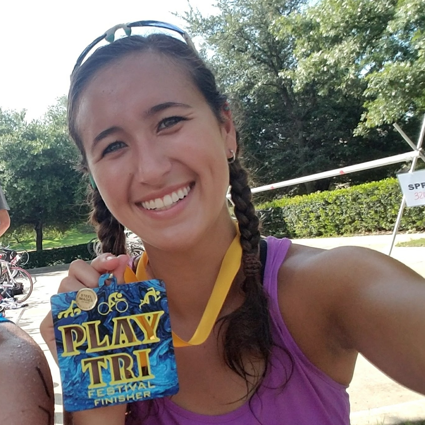 Miranda Perry - Public Health MajorTeam Swim Coach