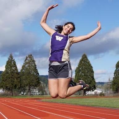 Natalie VanDevanter - Public Health & Disability Studies Major1st place in age group at the Mount Rainier Duathlon 2017Triathlon Club Sponsorship Coordinator