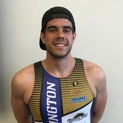 Steven Gianakas - Graduate studentAudiology (AuD/PhD)Finisher: Ironman Wisconsin, Victoria 70.3