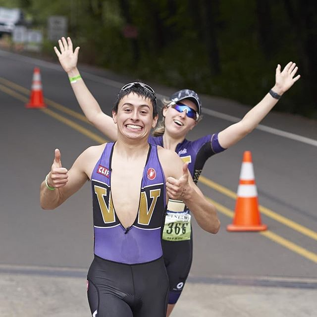 Shout out to the volunteer photographers for snapping some great race pics!