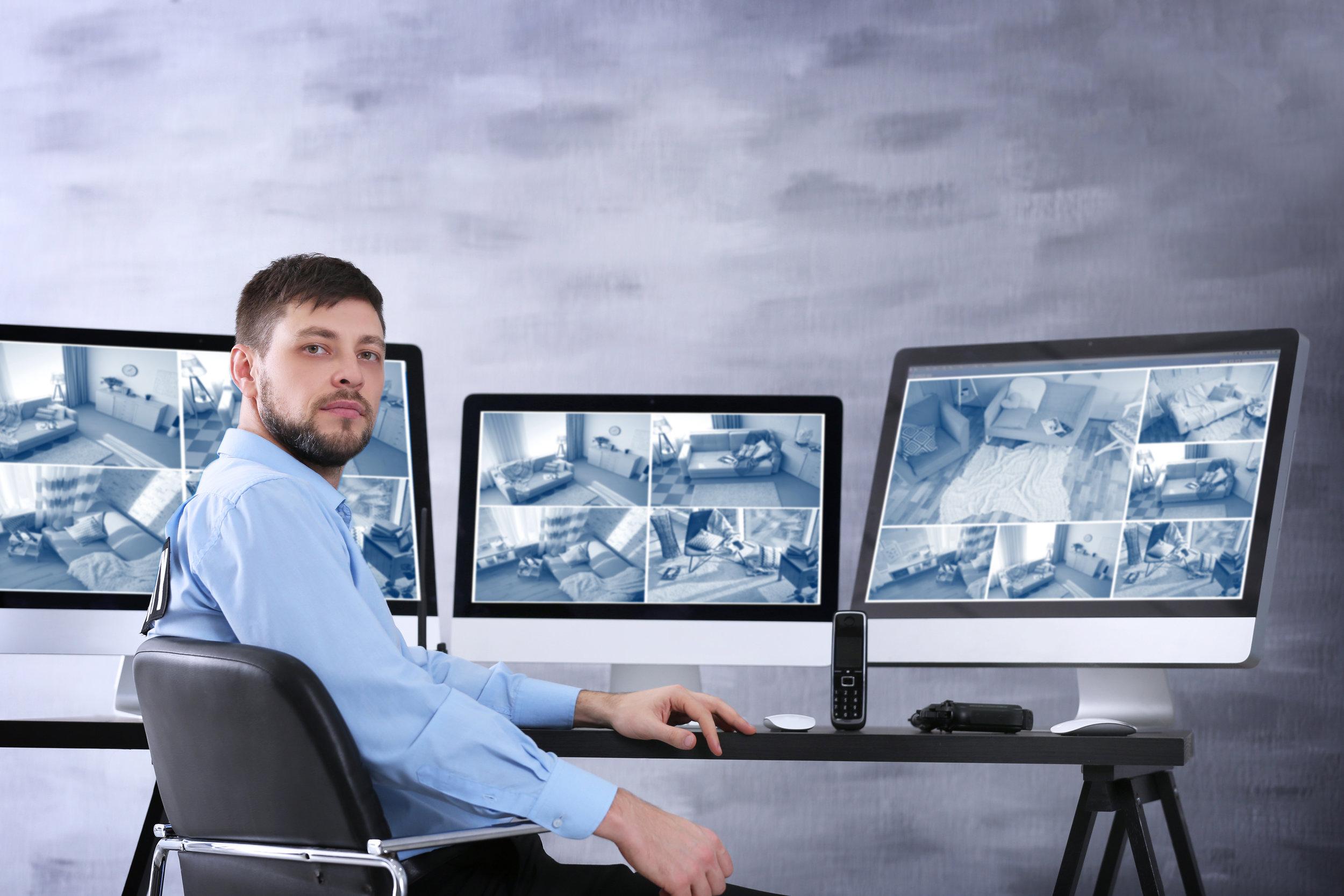 Live Remote Video Surveillance Monitoring - Prevent Crime Before It Happens!