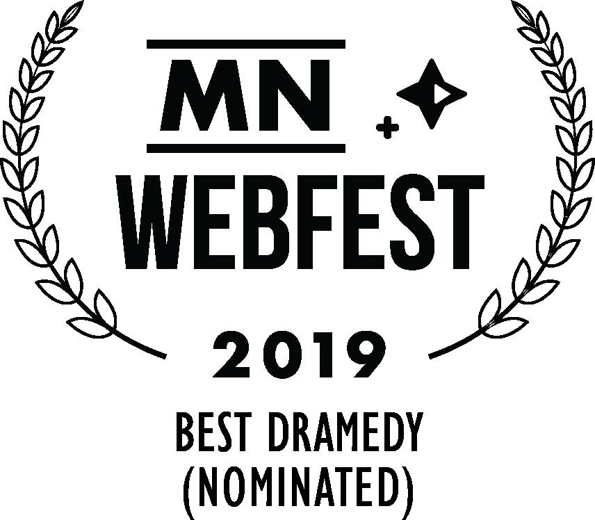 Minnesota WebFest (Best Dramedy (Nominated)) (black).png