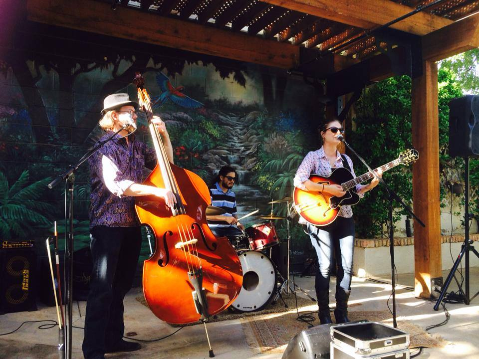at Abuelo's in Lubbock, TX 4/18/15