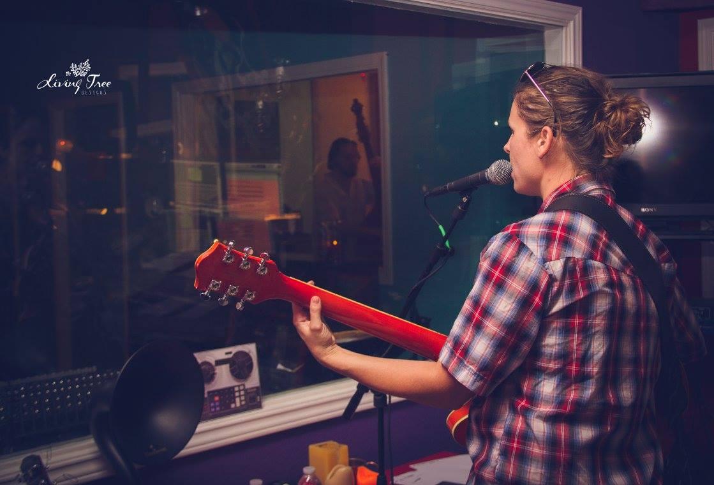 Day1 at Amusement Park Recording Studio in Lubbock, TX