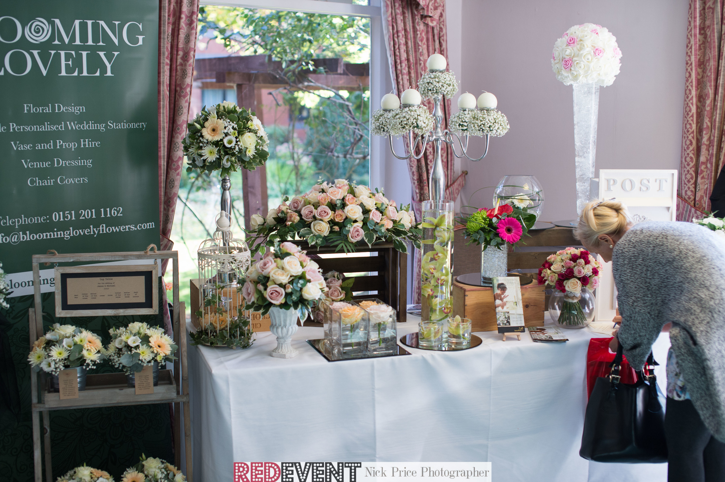 Blooming Lovely showcasing stunning wedding flowers