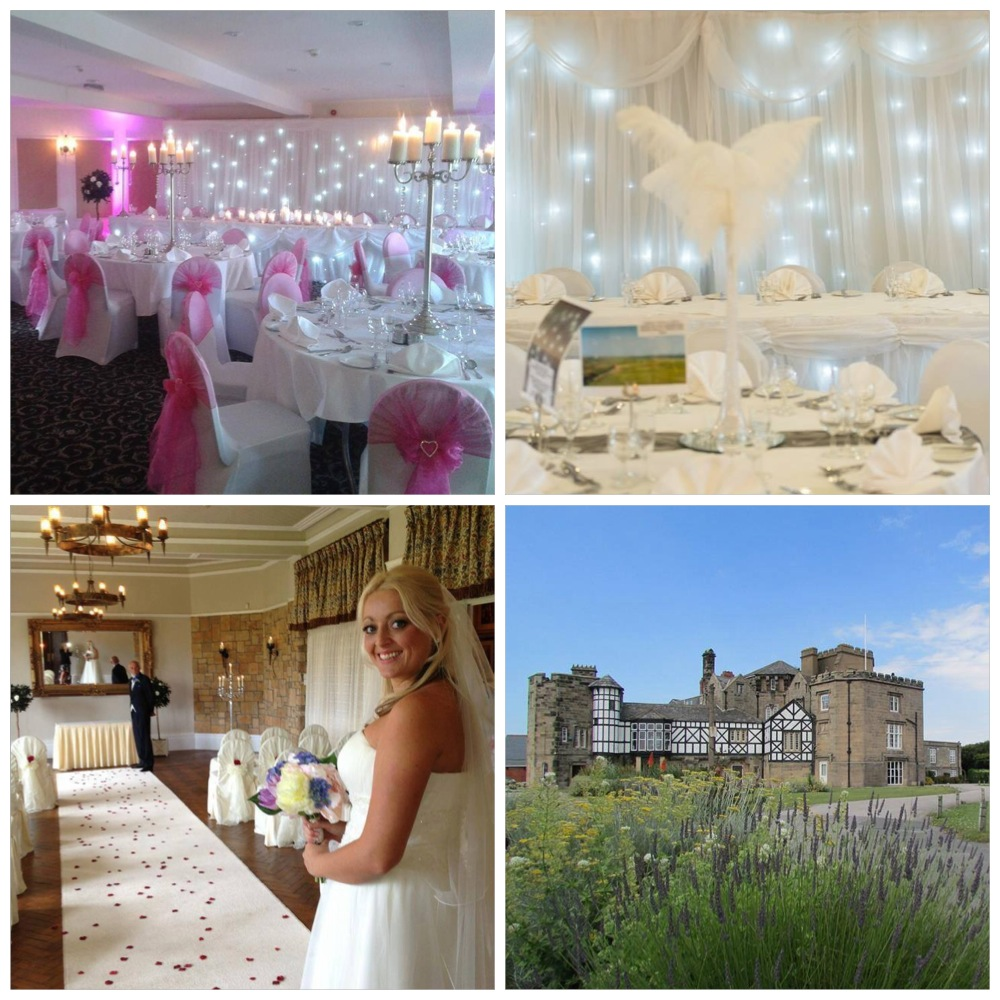 Red Event Leasowe Castle Wedding Fayres