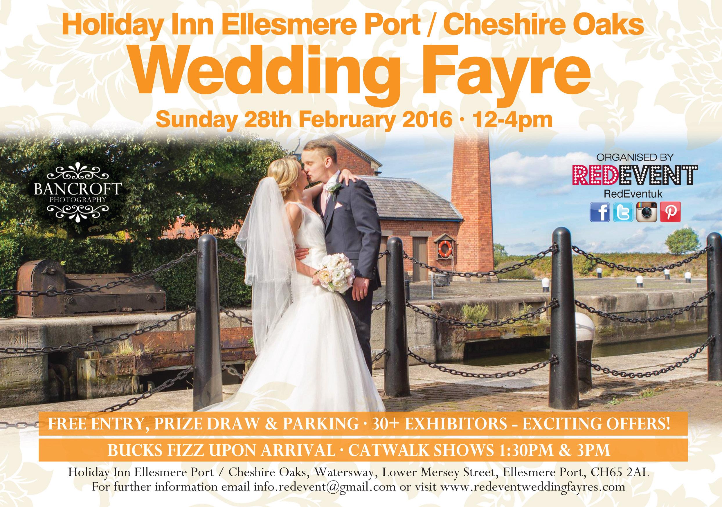 Holiday Inn Ellesmere Port Wedding Fayre