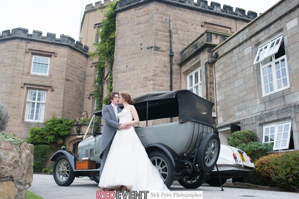 Leasowe Castle Red Event Wedding Fayre