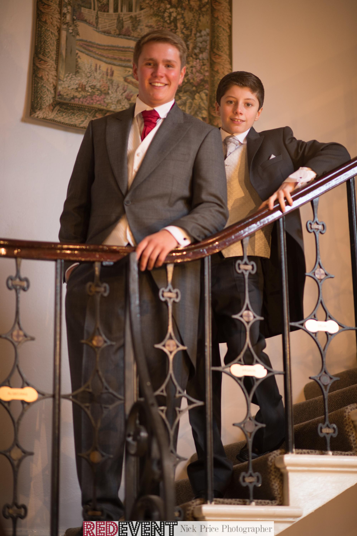 4. Greenwoods Menswear Leasowe Castle Wedding Fayre Merseyside North West Wedding Fair Red Event special offer