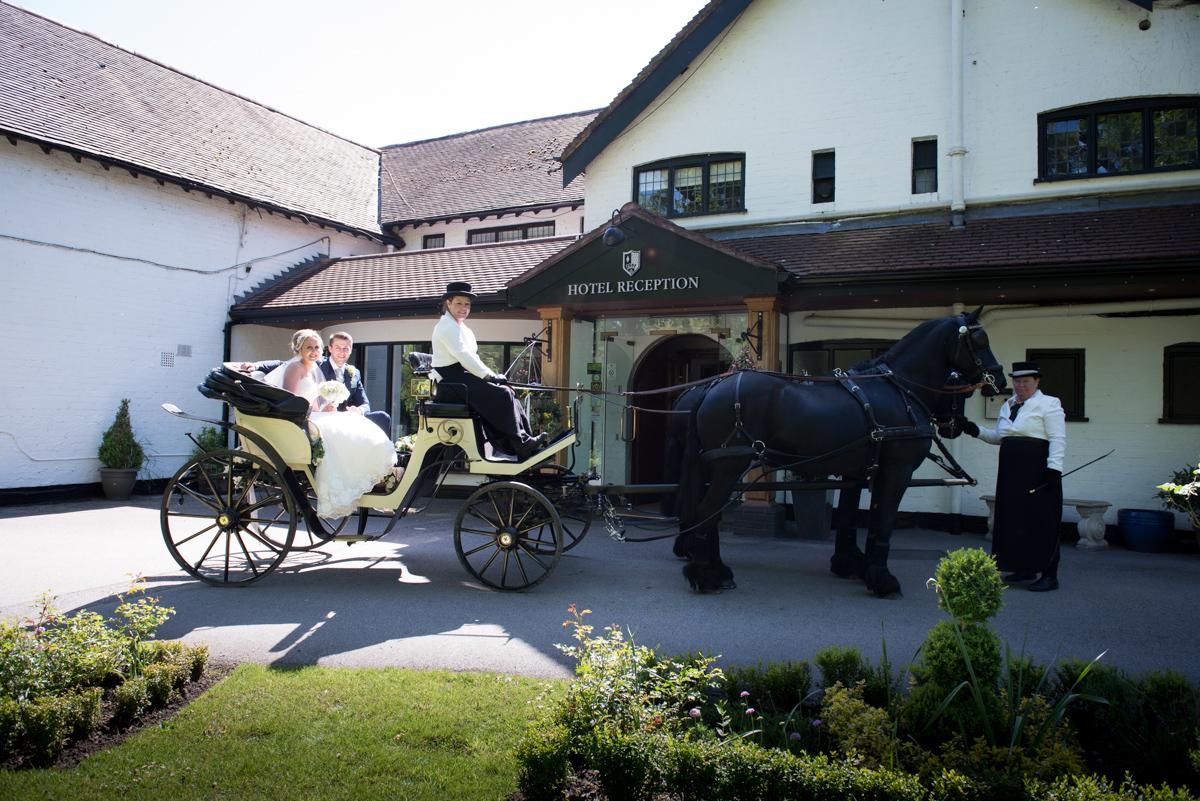 Macdonald Craxton Wood Hotel & Spa Chester