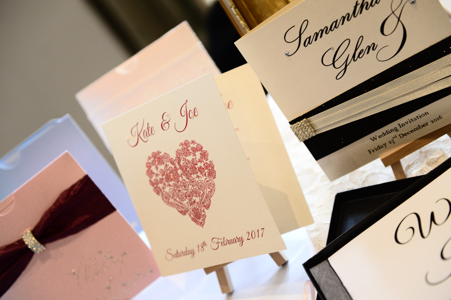 RoseVert stationery Special Offer Red Event Wedding Fayre Brook Mollington Banastre Chester Wedding Fair Chester, Cheshire, North West Merseyside Wirral3.jpg