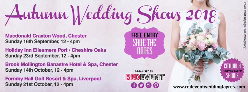 Red Event Wedding Show, Liverpool, Southport, Lancashire Chester, Cheshire Wedding Fair, Wirral, Merseyside, Wedding Venue Show Wedding Ideas Wedding Inspiration www.redeventweddingfayres.com.jpg