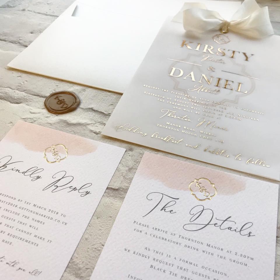 Amy Elizabeth Designs Liverpool Wedding Supplier Stationery www.redeventweddingfayres.com.jpg