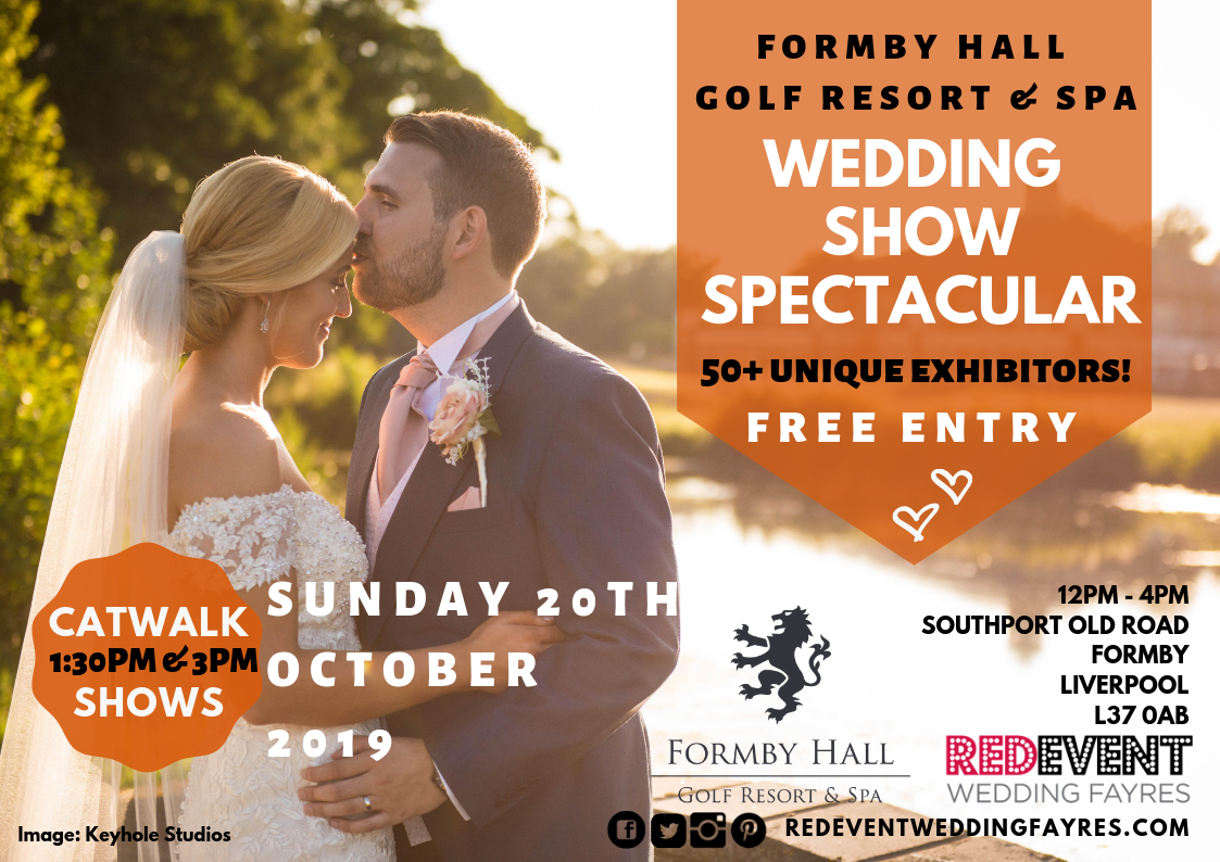 Flyer A4 Poster - Formby Wedding Show (1).png