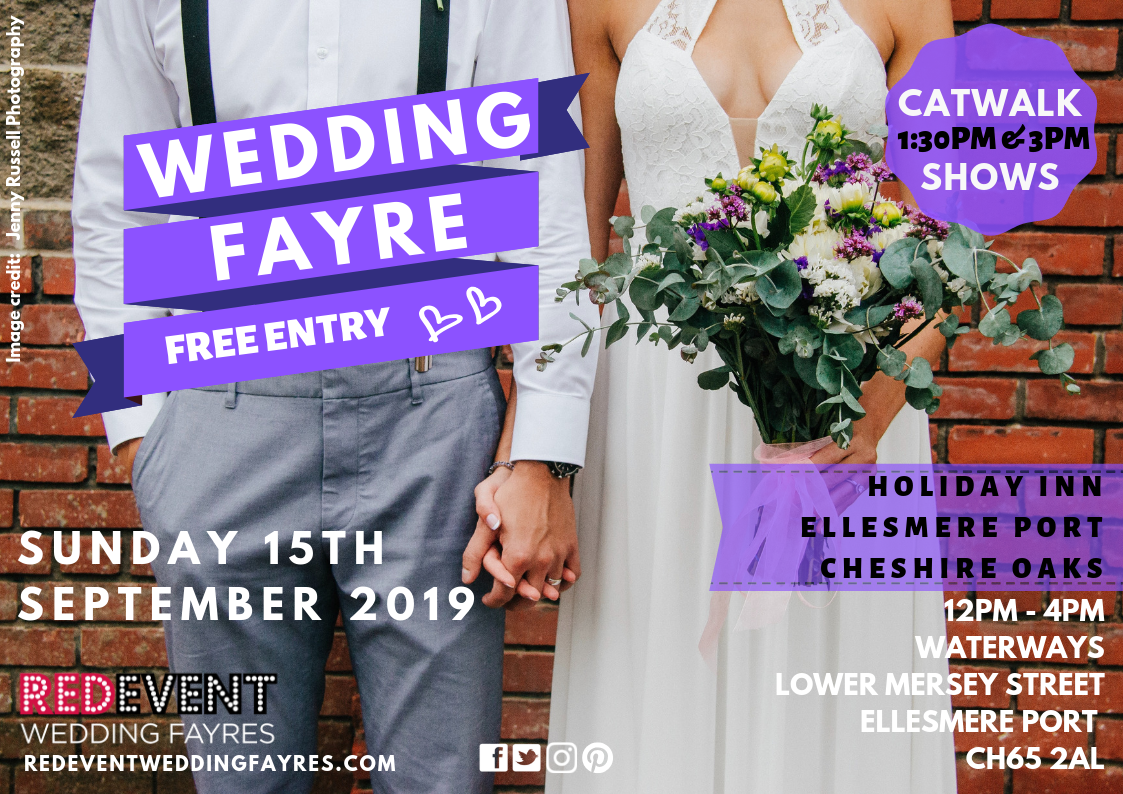 Flyer A4 Poster - Holiday Inn EP Wedding Fayre  (1).png