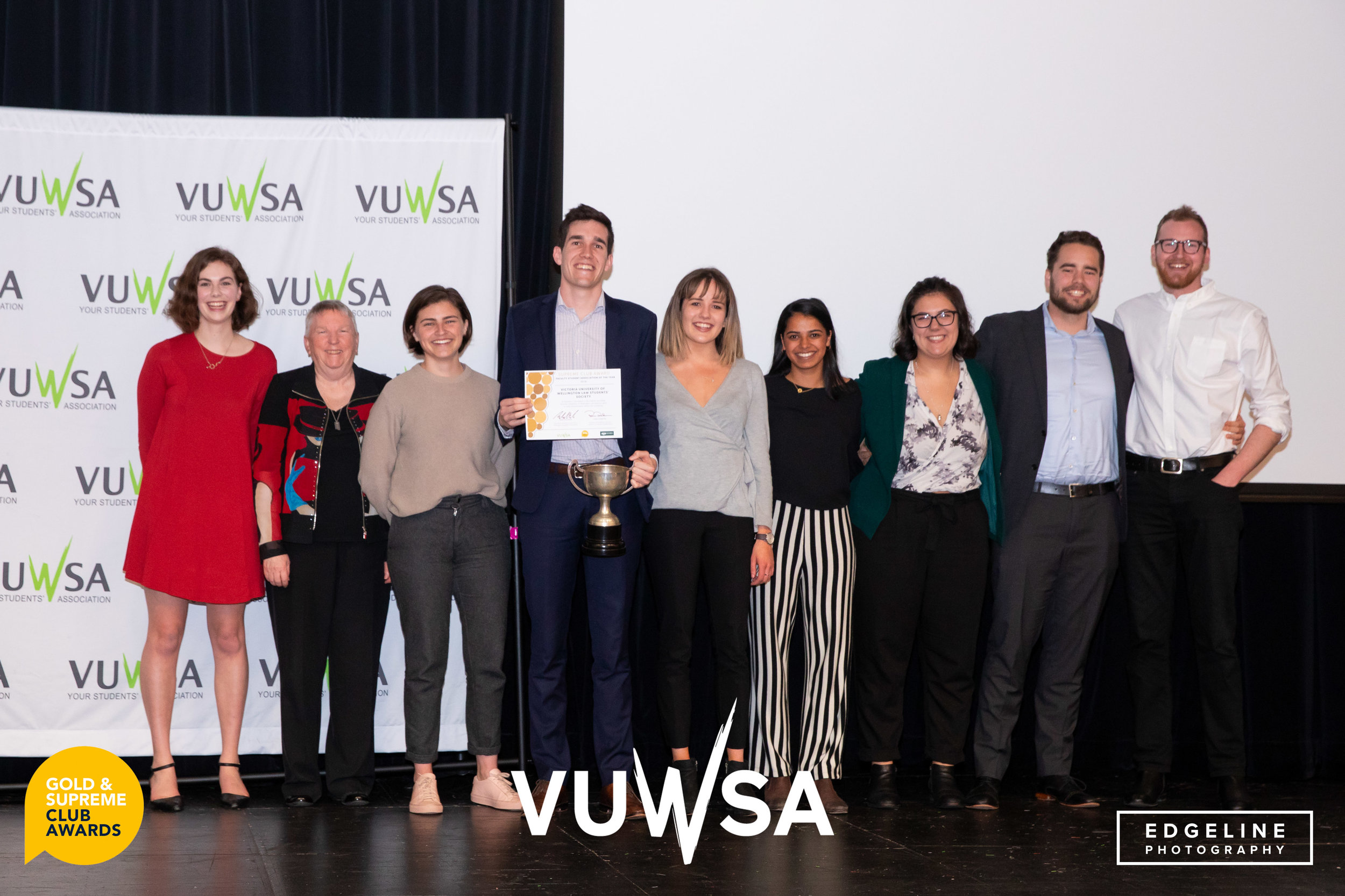Faculty Students' Association of the Year