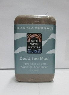One With Nature Dead Sea Mud Soap Bar.jpg