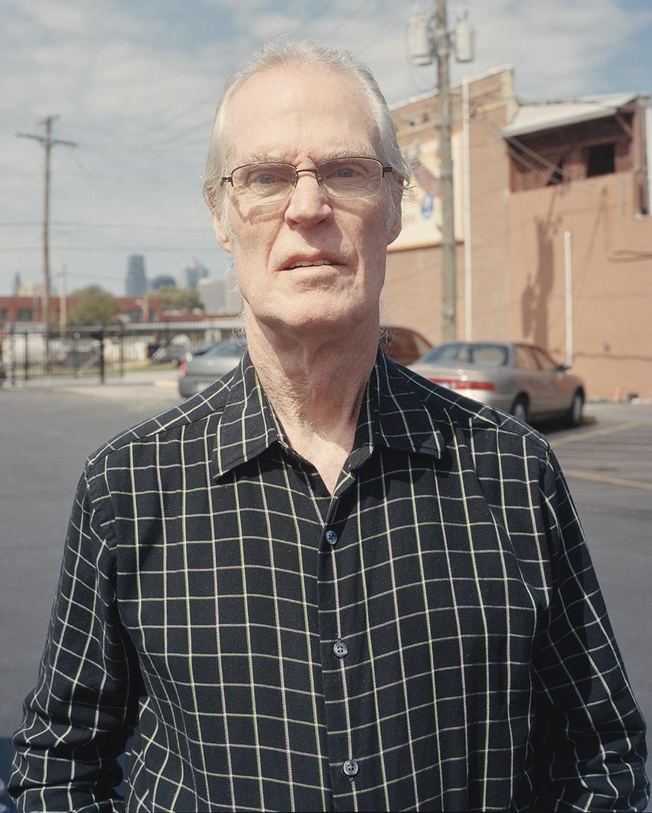 Dad in Kansas City  2015