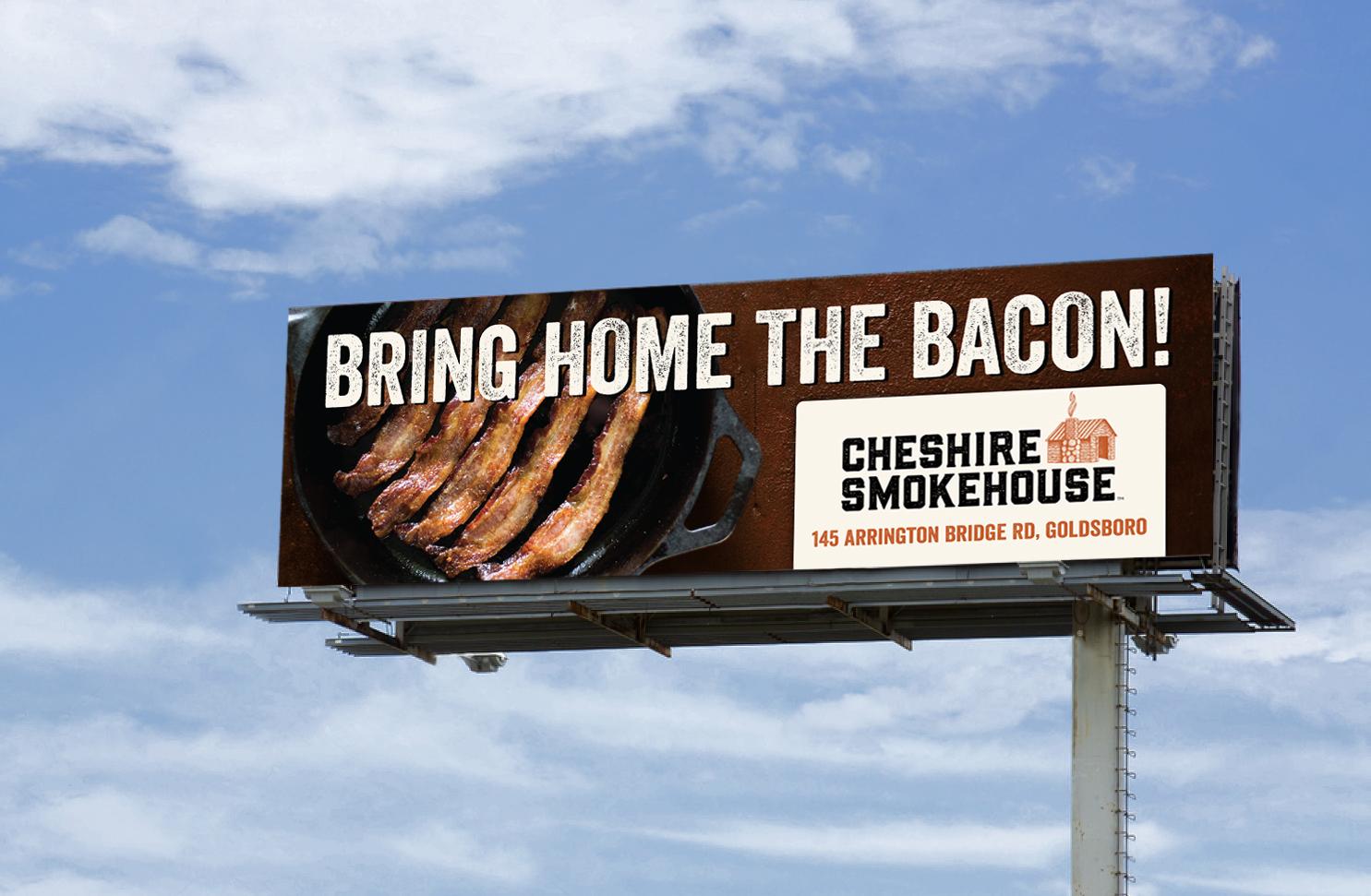 Food Advertising Design