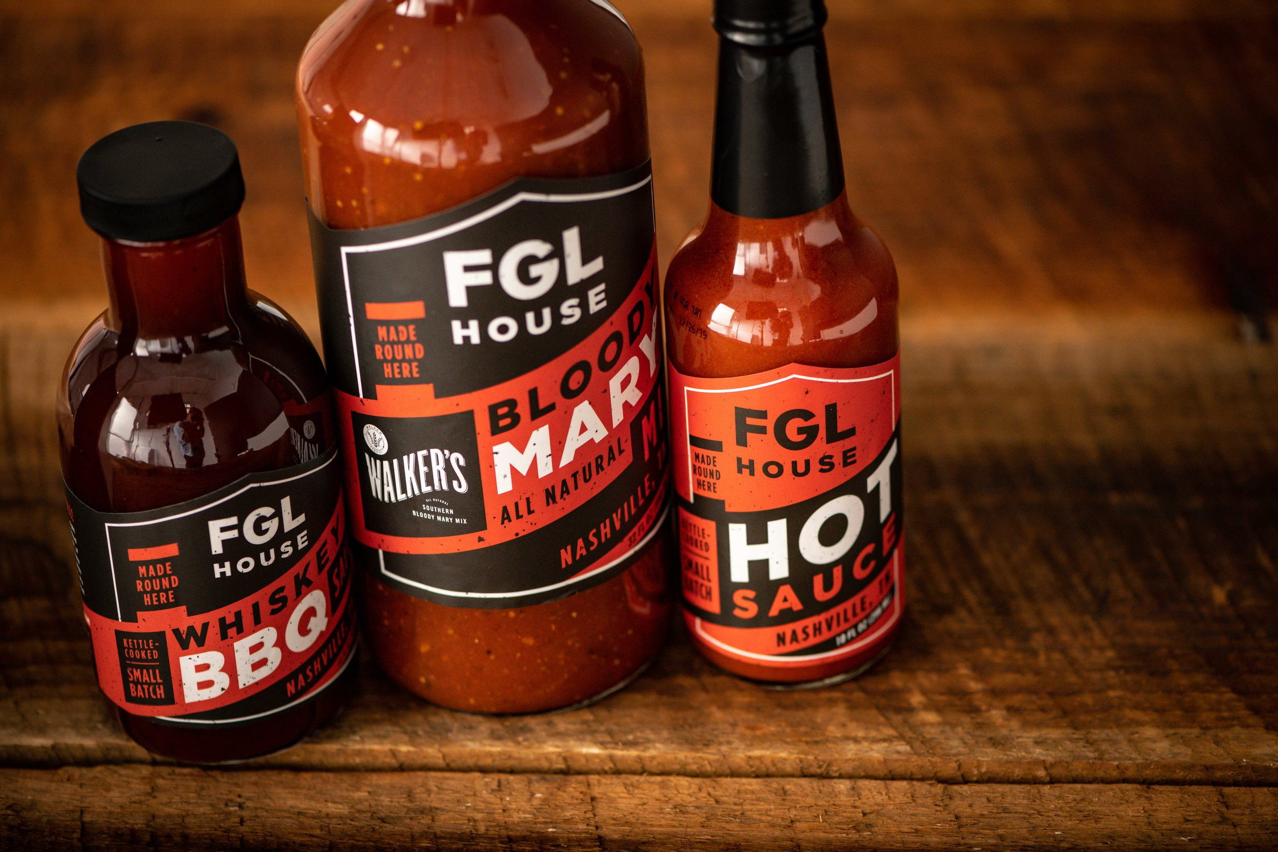 Retail Food Packaging Design | Nashville, Tennessee